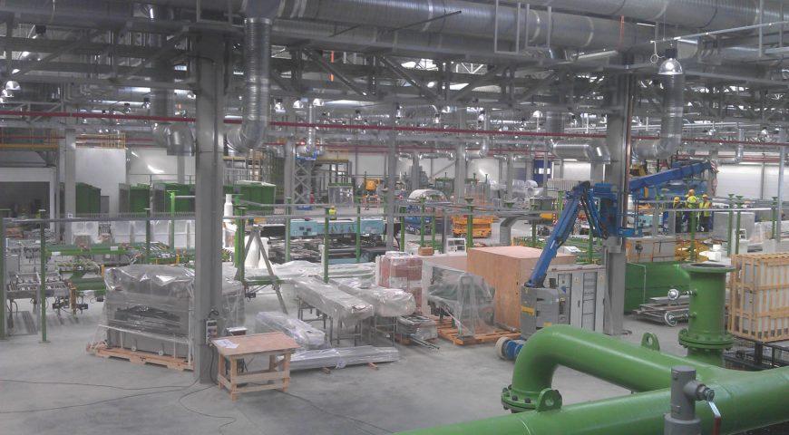 Relokacja zakładów przemysłowych