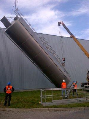 Montaż i demontaż maszyni instalacji przemysłowych