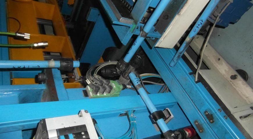 Montaż instalacji pneumatycznych sprzężonego powietrza
